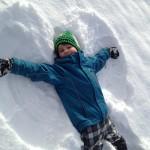 Schneeengel Lukas