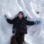 Schneeengel Samuel